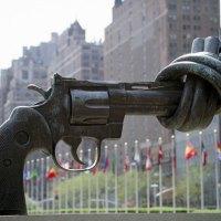 """Nouss est venu nous parler de l'ONU : """"culture de la paix et non violence"""""""