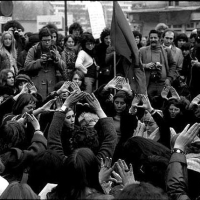 Anne a retracé l'histoire des mobilisations pour les droits des femmes en France