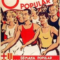 Wally nous a parlé des Olympiades Populaires de Barcelone en 1936