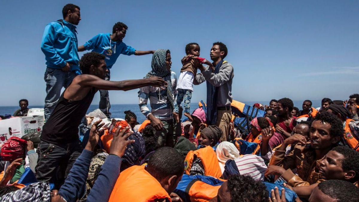 Francesca nous a parlé du droit de l'immigration et de l'asile