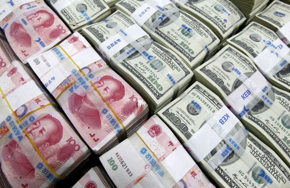 Ahmed est venu nous expliquer pourquoi le dollar est devenu la monnaie de référence
