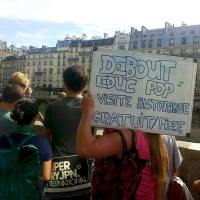 """Visite historique avec Aurore : """"Paris à feu et à sang"""""""