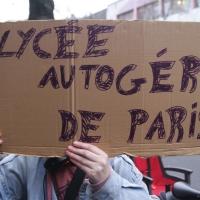Éducation et économie politique : témoignage sur le lycée auto-géré de Paris, Jean Pierre parle d'inégalité des chances