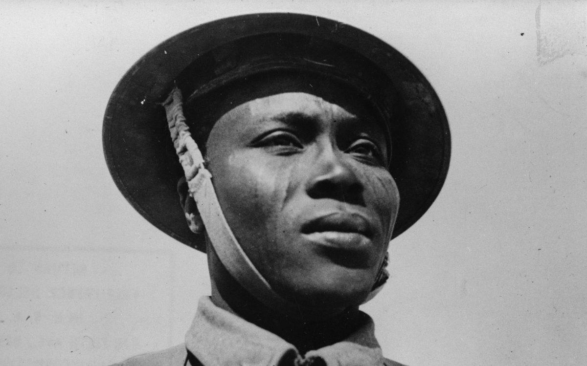 Antoine nous a parlé de l'Afrique et de la Résistance (1940-1970)