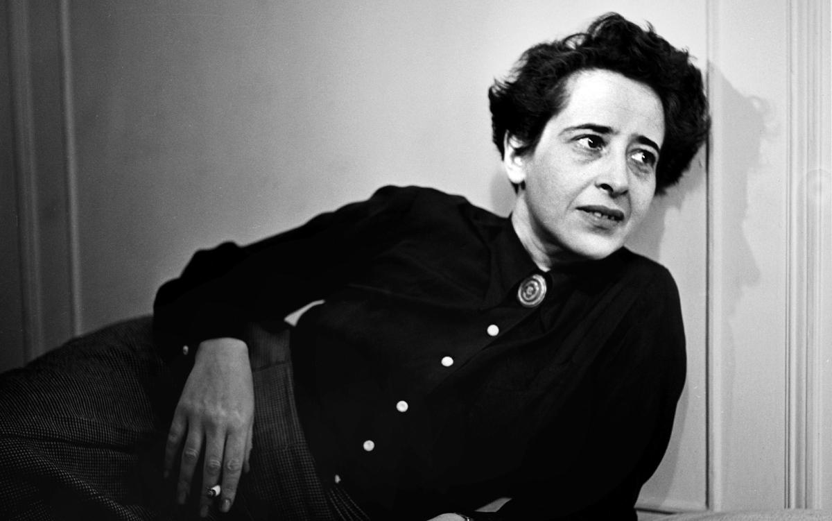 Valérie nous a parlé du pouvoir et de la violence chez Hanna Arendt.