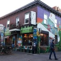 Images d'art mural à Montreal