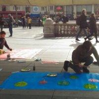 Atelier peinture et affiches