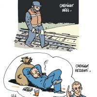 Vincent est venu nous parler de la SNCF