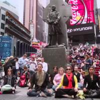 Antonio est venu nous parler de la méditation : nouvel esprit du capitalisme?