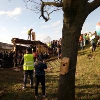 Debout Education Populaire à la Zap Saint Sauveur de Lille