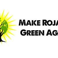 Tess a lu pour vous: Make Rojava Green Again (Faisons Reverdir le Rojava)