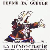 Expression libre : sommes nous en démocratie?