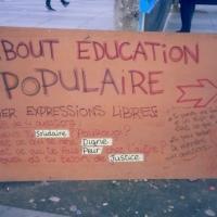 📣Proposez, participez à la criée numérique debout éducation populaire !📣