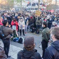 Libre parole à la Marche des libertés